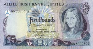 5 funtów północnoirlandzkich - banknot 4