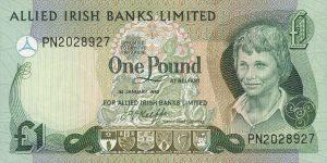 1 funt północnoirlandzki - banknot 2