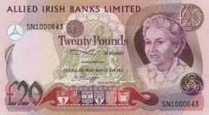 20 funtów północnoirlandzkich - banknot 4