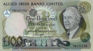 100 funtów północnoirlandzkich - banknot 4