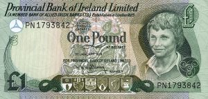 1 funt północnoirlandzki - banknot 3