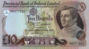 10 funtów północnoirlandzkich - banknot 7