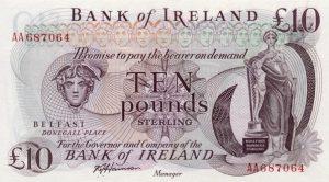 10 funtów północnoirlandzkich - banknot 2