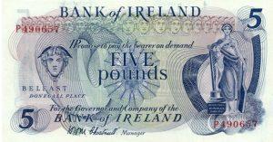 5 funtów północnoirlandzkich - banknot 2