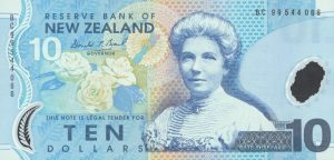 10 dolarów nowozelandzkich - banknot 4