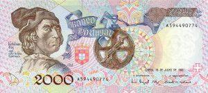 2000 escudo portugalskich