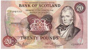 20 funtów szkockich - banknot 2