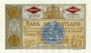 20 funtów szkockich - banknot 3