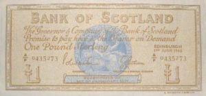 1 funt szkocki - banknot 6