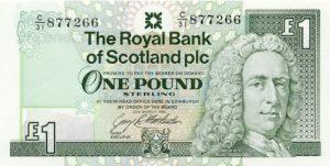 1 funt szkocki - banknot 7