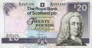 20 funtów szkockich - banknot 4