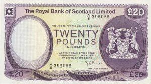 20 funtów szkockich - banknot 6