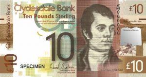 10 funtów szkockich - banknot 6