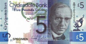 5 funtów szkockich - banknot 11