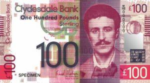 100 funtów szkockich - banknot 5