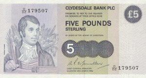 5 funtów szkockich - banknot 12