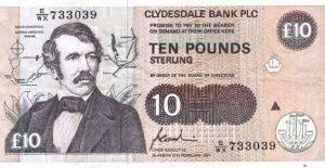 10 funtów szkockich - banknot 8