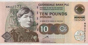 10 funtów szkockich - banknot 9