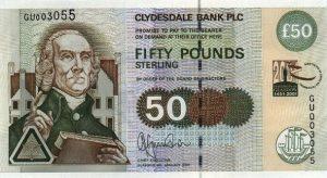 50 funtów szkockich - banknot 4
