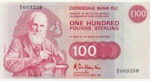 100 funtów szkockich - banknot 7