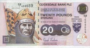 20 funtów szkockich - banknot 8