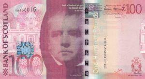 100 funtów szkockich - banknot 8