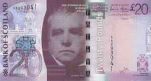 20 funtów szkockich - banknot 9