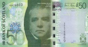 50 funtów szkockich - banknot 5