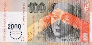 100 koron słowackich