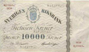 1000 koron szwedzkich - banknot 4