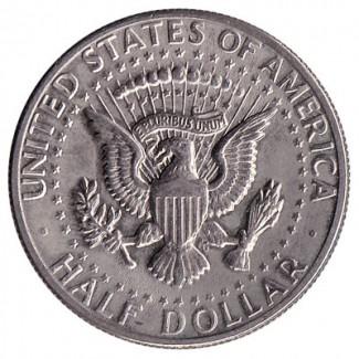 pół dolara