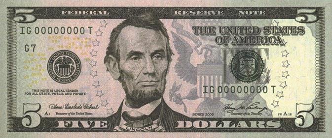 skup dolarów wycofanych z obiegu