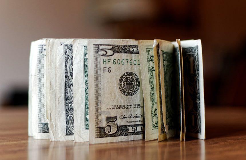 Czy wszystkie dolary amerykańskie są w obiegu?