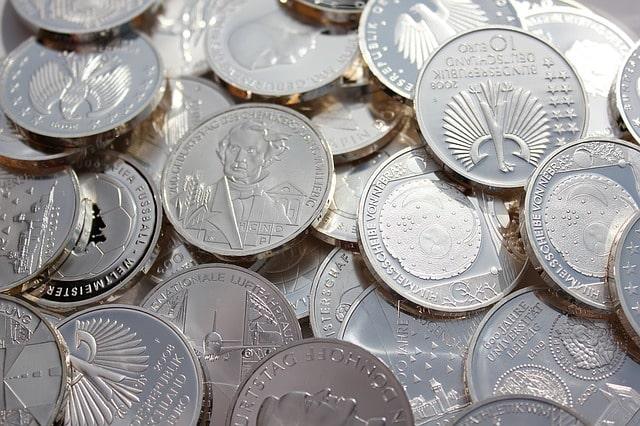 wartościowe monety
