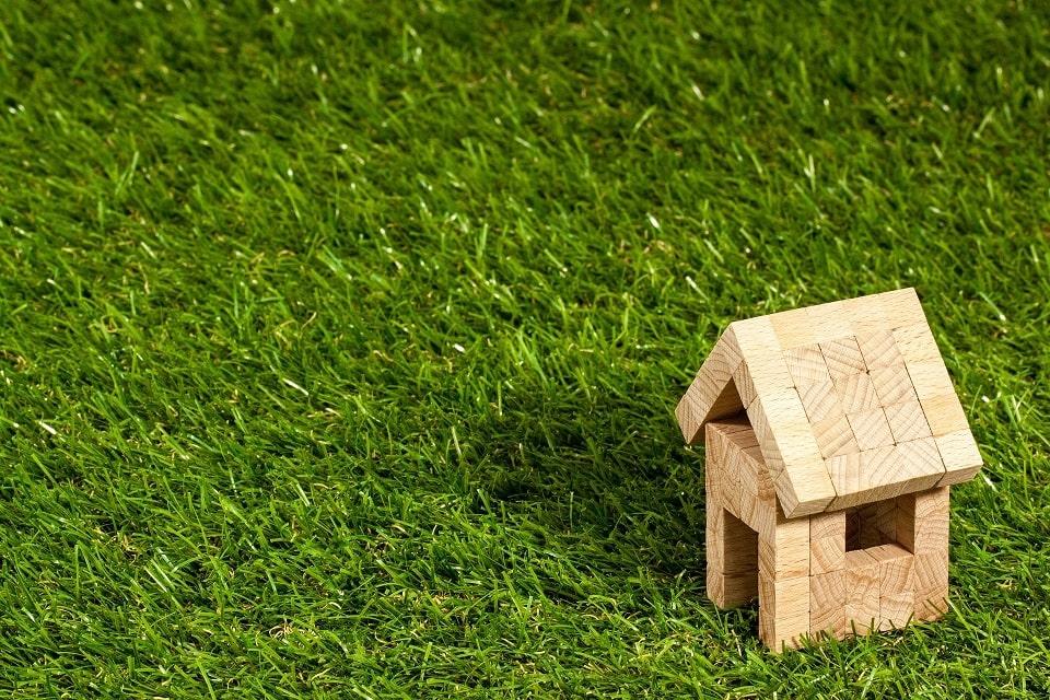 figurka domu