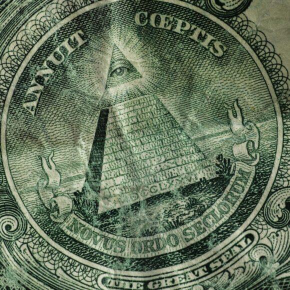 Tajemnicze symbole na banknotach, zobacz co oznaczają